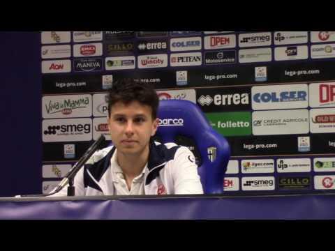 Parma-Maceratese 2-0, conferenza stampa congiunta di Moroni e Mestre
