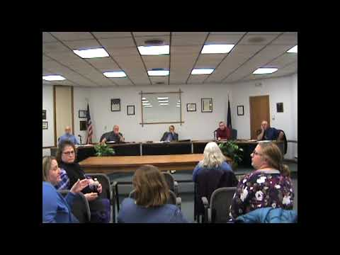 Rouses Point Village Board Meeting  3-18-19