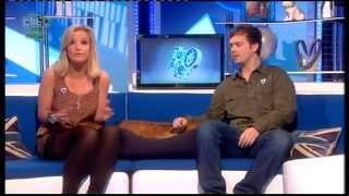 Helen Skelton - stocking tops