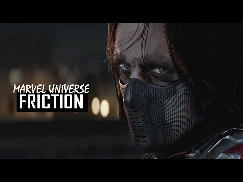 Friction || Marvel Universe (2016)