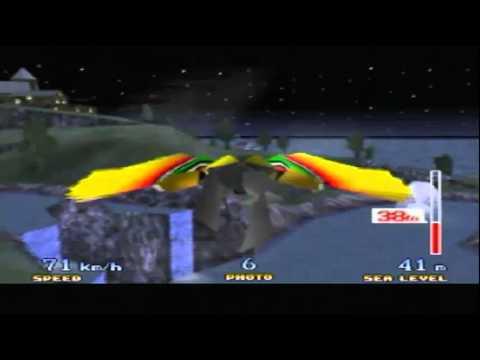 Pilot Wings 64 - Die Birdman Outtakes