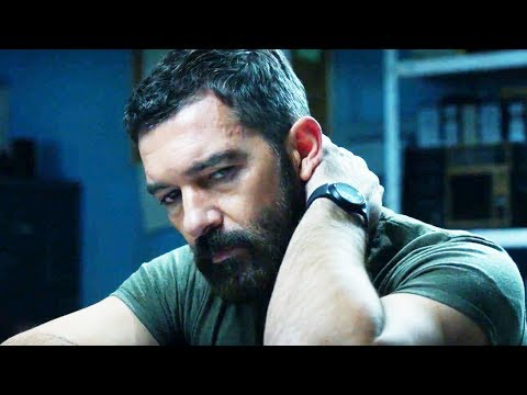 Security Trailer 2017 Antonio Banderas Movie - Official