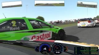 rFactor 2 Gameplay - Indycar & BTCC