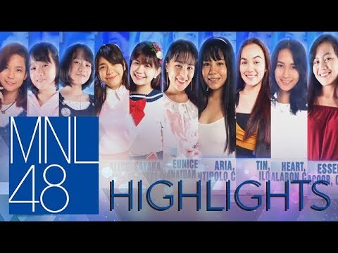 MNL48: Top 10 Aspirants | Week...