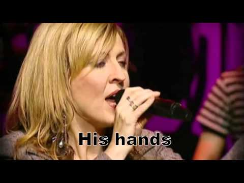 """How Great is Our God"" with lyrics"