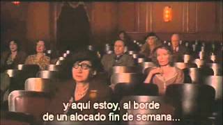 La Rosa Púrpura del Cairo - Escena Mágica en el Cine