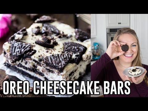 how-to-make-oreo-cheesecake-bars