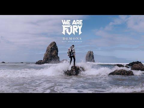 WE ARE FURY - Demons (feat. Micah Martin) [Lyrics]