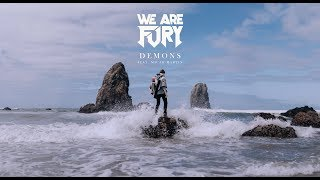 WE ARE FURY - Demons (feat. Micah Martin) [Lyrics]