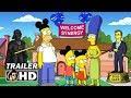 Disney Plus Simpsons Ad