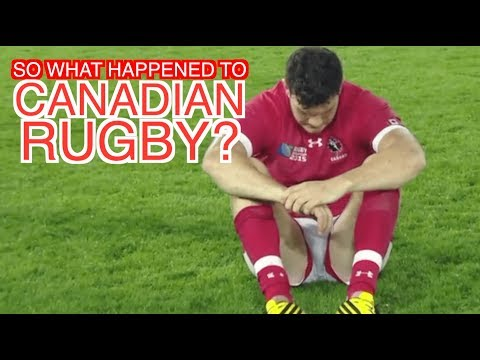 So What Went Wrong With Canadian Rugby? | Squidge Rugby