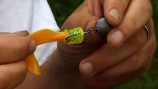 """Джиговый Метод Ловли судака и щуки: снасти, приманки, техника проводки. """"О Рыбалке Всерьез"""" видео 7."""
