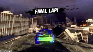 MotorStorm: Apocalypse 'SKYLINE: Aces High - Super Car [NO HUD]' TRUE-HD QUALITY