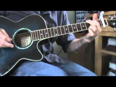 Goodbye Guitar Lesson • Glenn Morrison • Chords, Arpeggios.