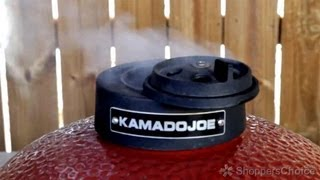What to Look for in a Quality Kamado Ceramic Grill - Kamado Joe Big Green Egg Primo Grill Dome