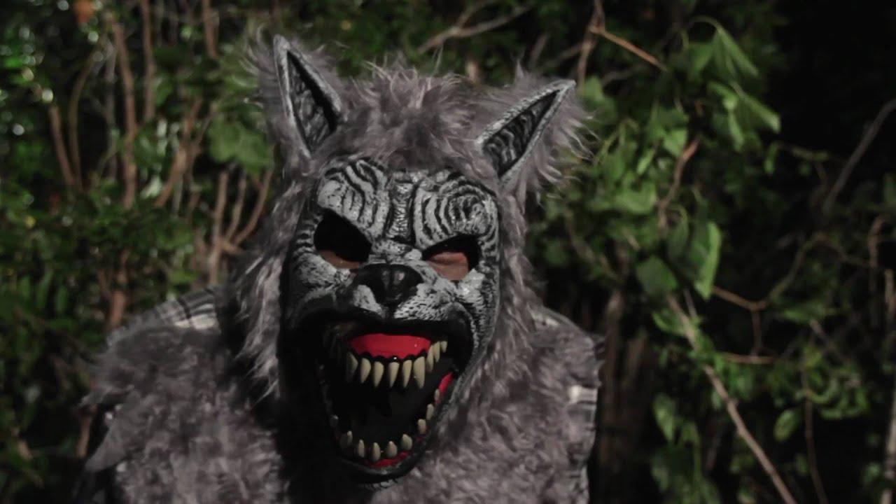 Werewolf Animotion Mask At Spirit Halloween Youtube
