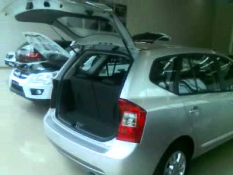Kia Carens Rondo Full Equipo Modelo 2012 Youtube