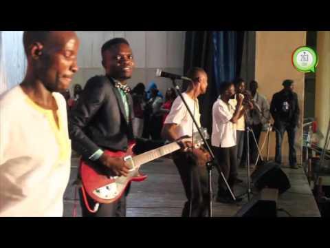 Tryson Chimbetu live on stage