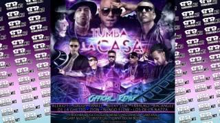 Tumba La Casa REMIX   Alexio La Bestia Ft  Daddy Yankee, Nicky Jam, Farruko, Arcangel y más