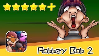 Robbery Bob 2 Seagull Bay Level 9-10 Green Screen Bob Walkthrough New Game Plus Recommend index five