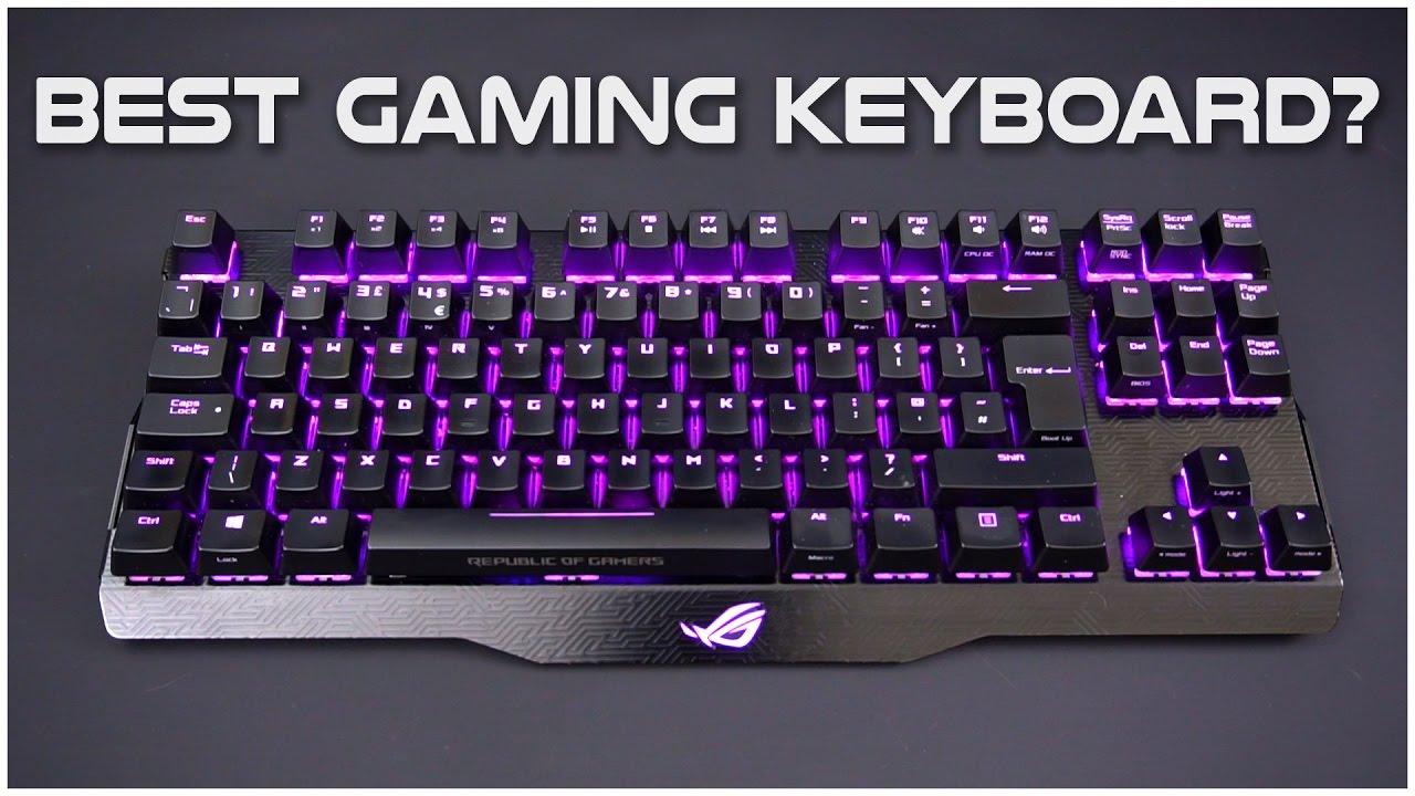 Best Gaming Keyboard? The ROG Claymore in Detail (Sponsored)