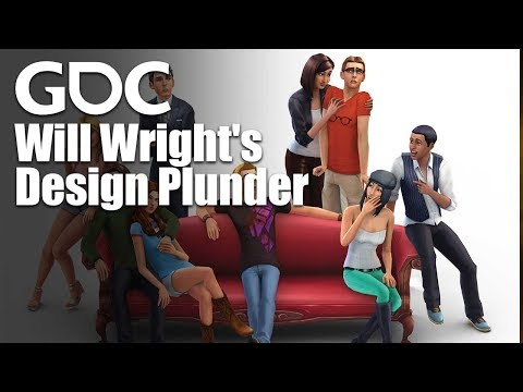 Will Wright's Design Plunder