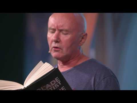 Irvine Welsh at the Edinburgh International Book Festival
