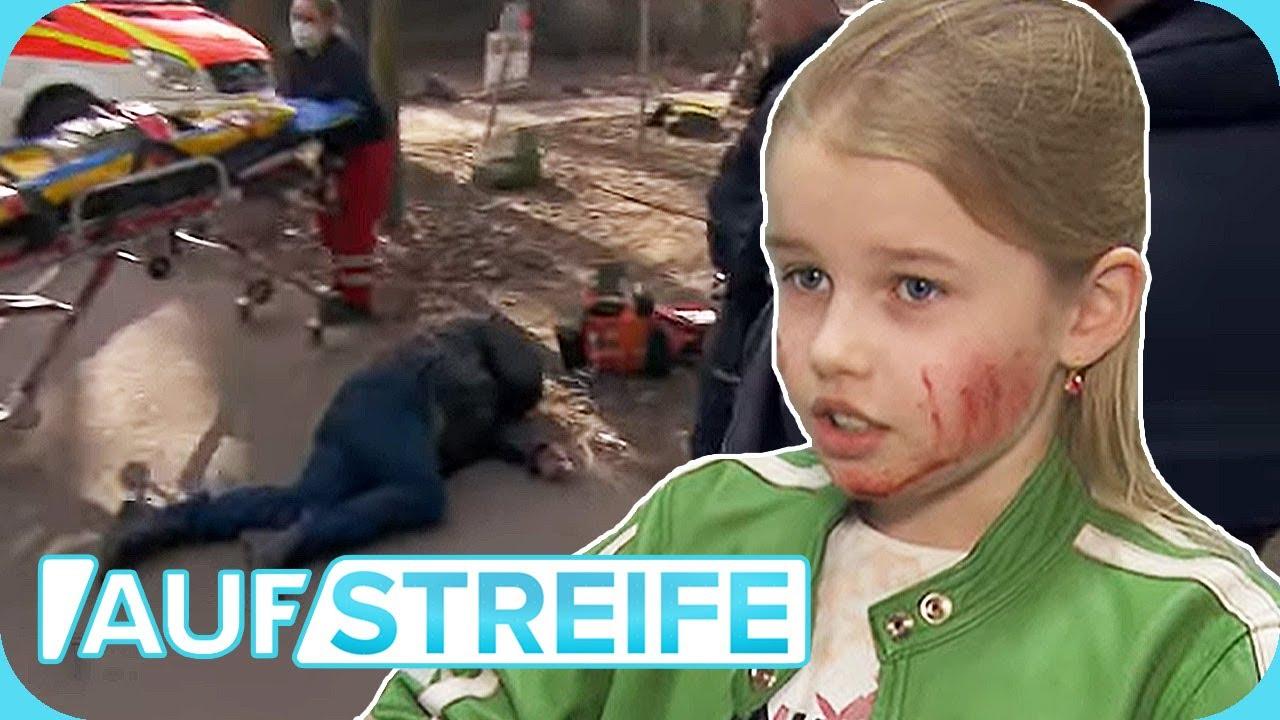 Download Schwerer Motorradunfall mit Kind! 😱 Von verletzter Marie (9) fehlt jede Spur! | Auf Streife | SAT.1