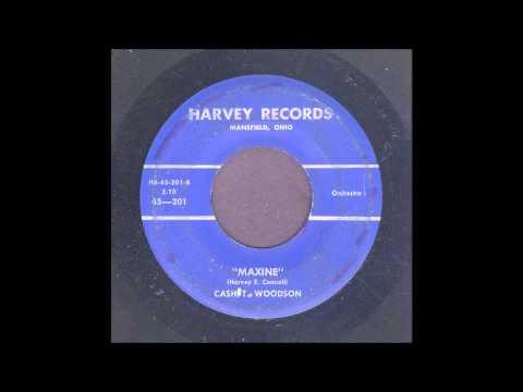 Cash T. Woodson - Maxine - Rockabilly 45
