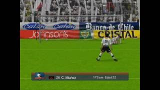 WPM Revolution Patch 2012 Colo Colo vs u. de chile Pes 6