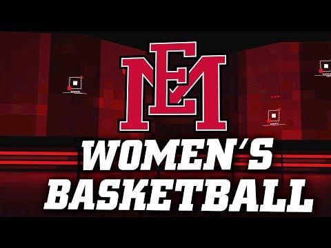 2017-18 EMCC Women's Basketball Roster