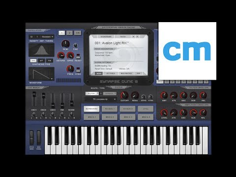 Dune 2 synth - First Look with Computer Music magazine