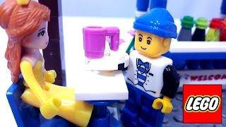 Mainan Anak LEGO Edisi COLD DRINKS SHOP 💖 LEGO Cafe Berjualan Minuman Dingin 💖 Let's Play Jessica