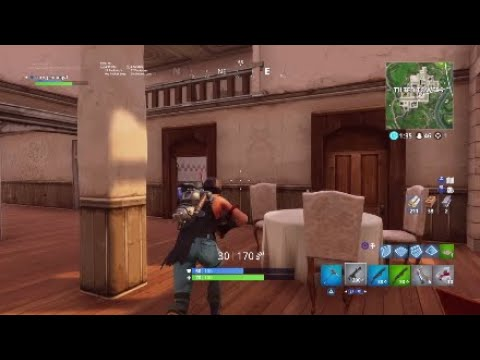 HOW TO  *AVOID* DEATH IN FORTNITE BATTLE ROYAL!