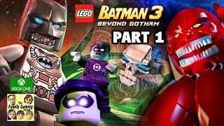 Lässt Spiel: Lego Batman 3 - Pursuers in den Kanalisationen (TEIL 1) Gehen nach Killer Croc