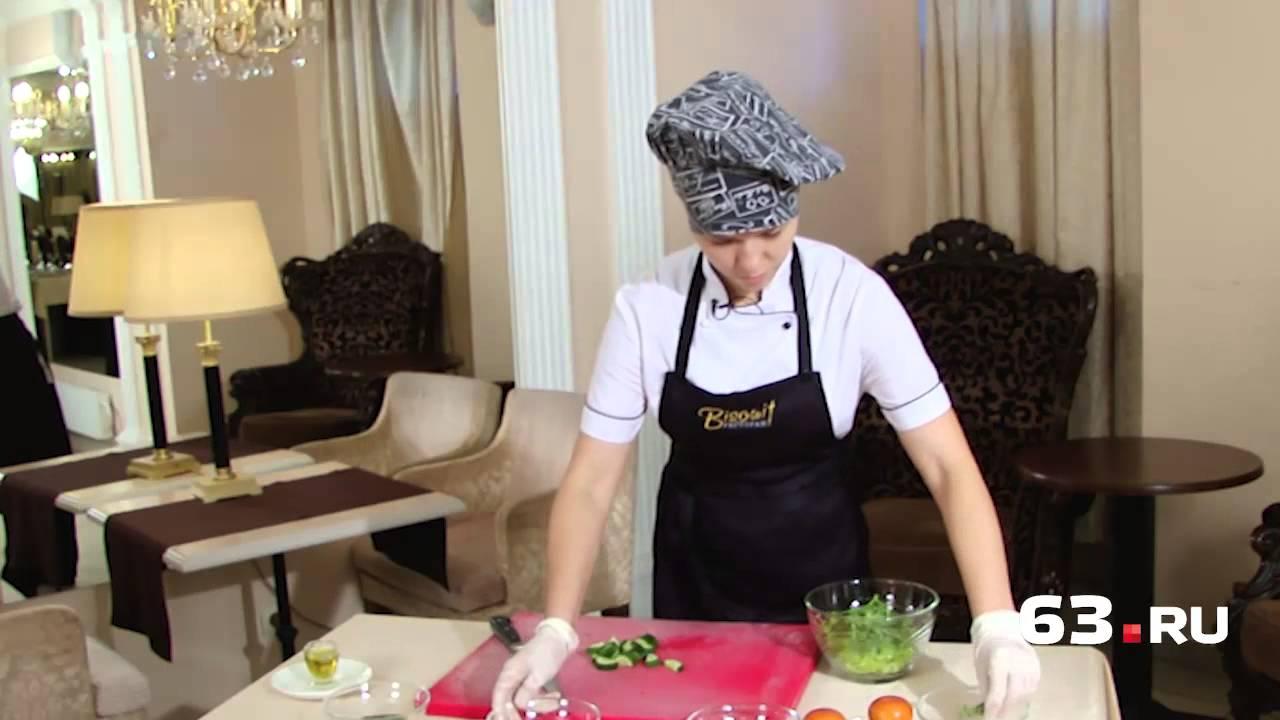 Wow-повар: салат из печени трески