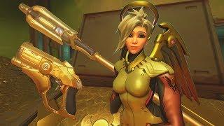 Overwatch - Mercy's Golden Age