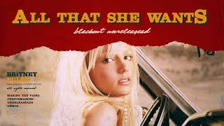 Britney Spears - All That She Wants Remix (feat. Ace of Base)
