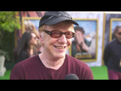 Download Danny Elfman at the Dolittle Premiere Mp4 baru