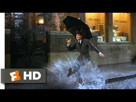 Dancing in the Rain - Singin' in the Rain (7/8) Movie CLIP (1952) HD