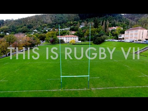 This is (NZ) RUGBY VII | New Zealand 1st XV 2017
