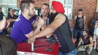"Supermatch "" MOHINDER Singh"" VS ""BRIAN"" @ Tweed"