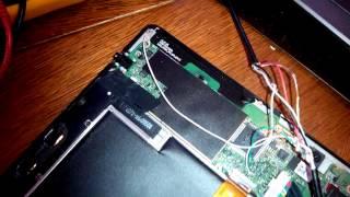Способ подключения мышки Asus TF300T