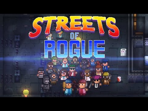Streets Of Rogue Game Play (I Don't Really Know What I Am Doing XD) |
