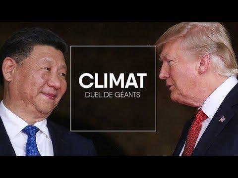 Climat, duel de géants
