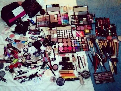 My BIG makeup collection