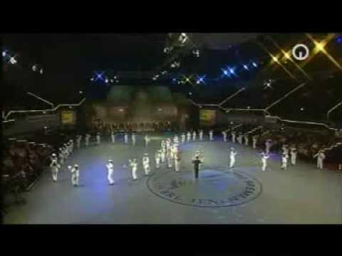 Bremen Musikschau der Nationen 2009 - The Royal Swedish Navy Cadet Band