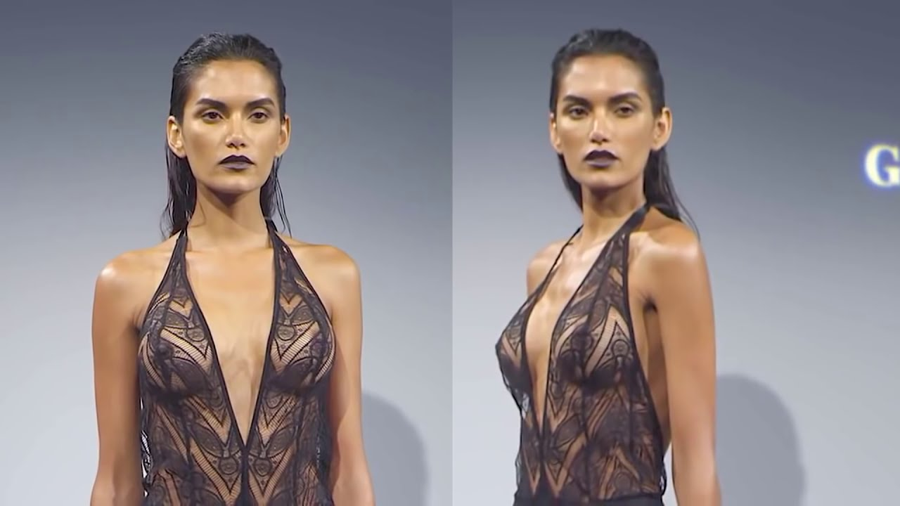 Sexy Models/LINGERIE FASHION SHOW/ПОКАЗ НИЖНЕГО | девушка 2019 мода