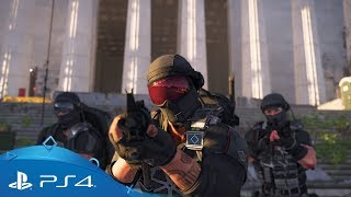 The Division 2  | Story Trailer | PS4