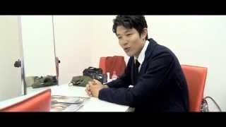 NHK連続テレビ小説『花子とアン』で村岡英治役をつとめた鈴木亮平が、 F...